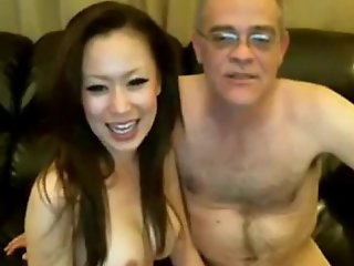Superannuated Man and Chinese Unladylike on Livecam