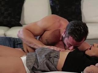 Boyfriend And Girlfriend Keep a weather eye open for Sex