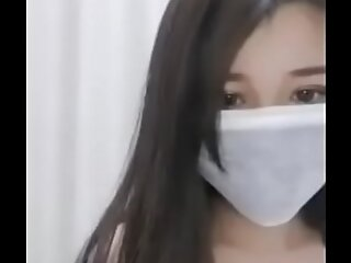 Chinese Cam Girl FeiFei - Striptease and Masturbate 12