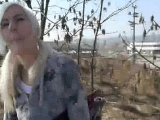 Public Pickup Teen Unskilful Girl Get Fucked Outdoors 15